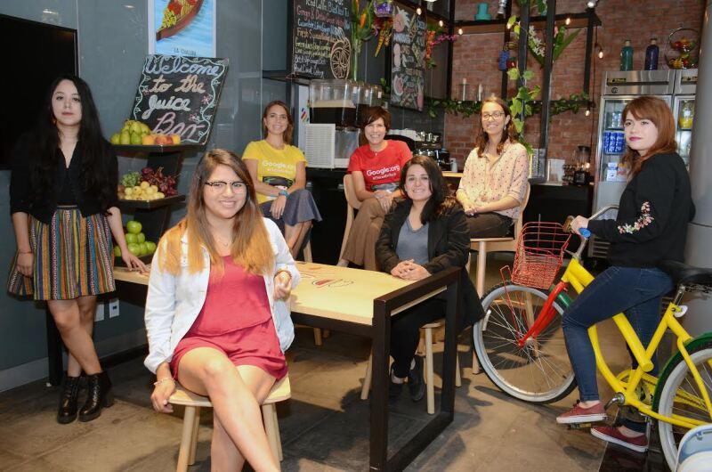 Inclusión para mujeres y niñas