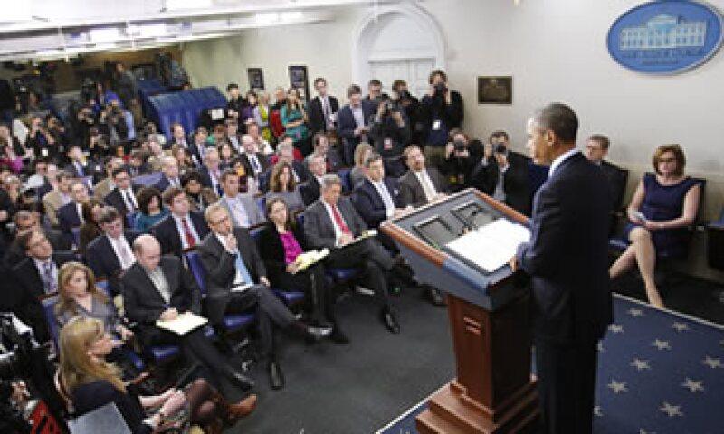No hay señales inmediatas de negociaciones ente el presidente Obama y los republicanos. (Foto: Reuters)