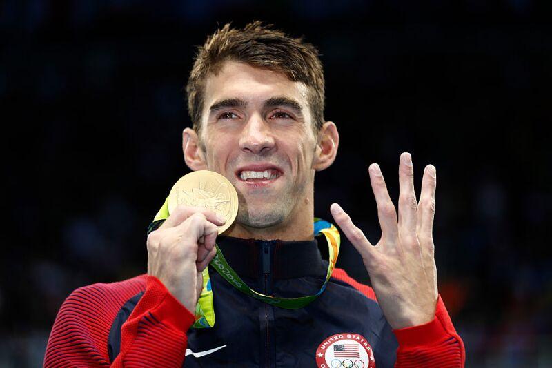 El éxito de Phelps