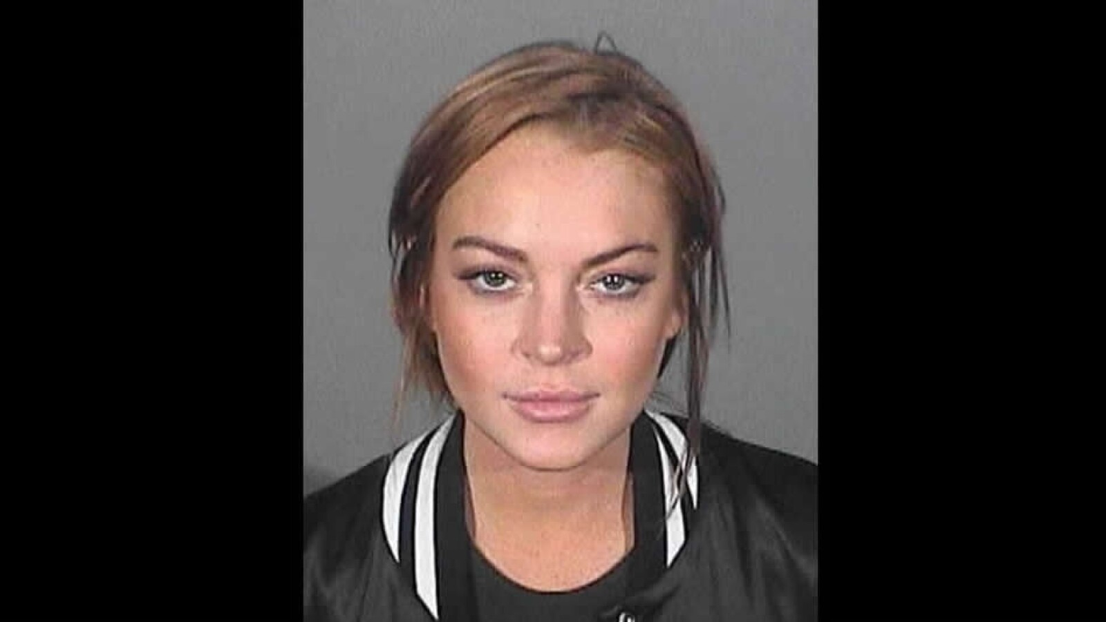 Lindsay Lohan posa para la foto el 20 de marzo de 2013