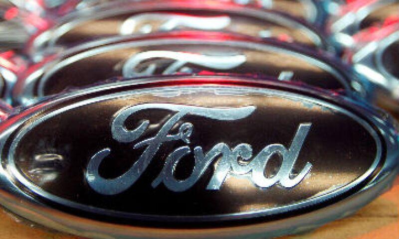 Ford log