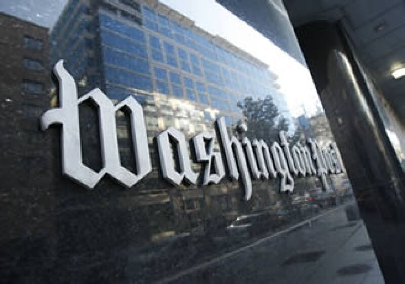 El Washington Post ha recortado personal, debido a la crisis. (Foto: AP)