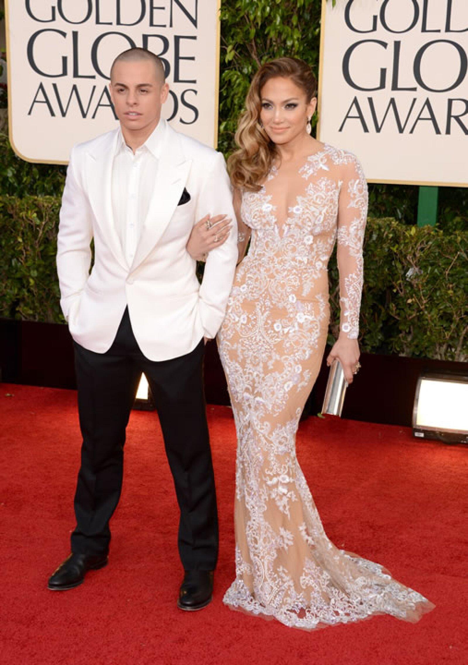 Casper Smart, Jennifer Lopez.