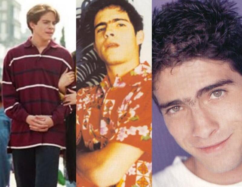 """Uno de los papeles más recordados de Osvaldo es el de """"Nandito"""" en """"María la del Barrio"""". Después participó en """"Locura de Amor"""" y """"Daniela""""."""