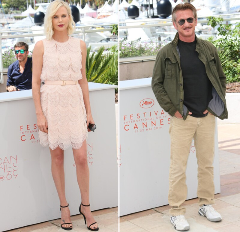 Los ex novios asisitieron a la presentación de `The Last Face´en Cannes, pero se evitaron en todo momento.