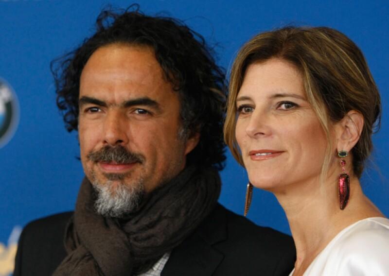María Eladia Hagerman vive en Los Ángeles con Iñárritu.