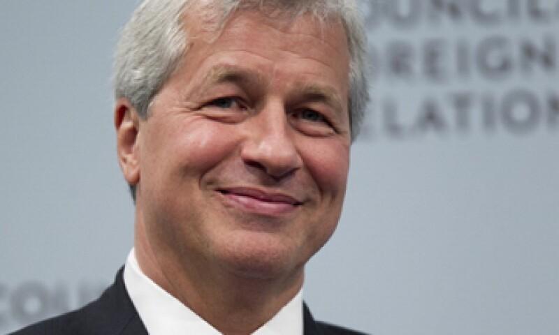El CEO de JPMorgan, Jamie Dimon, libró las acusaciones en la investigación sobre la Ballena de Londres. (Foto: Getty Images)