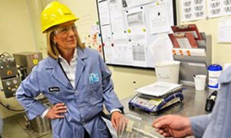 Shelley Bausch fue nombrada recientemente vicepresidenta de recubrimientos industriales globales. (Foto: Tomada del sitio corporate.ppg.com/Home.aspx)