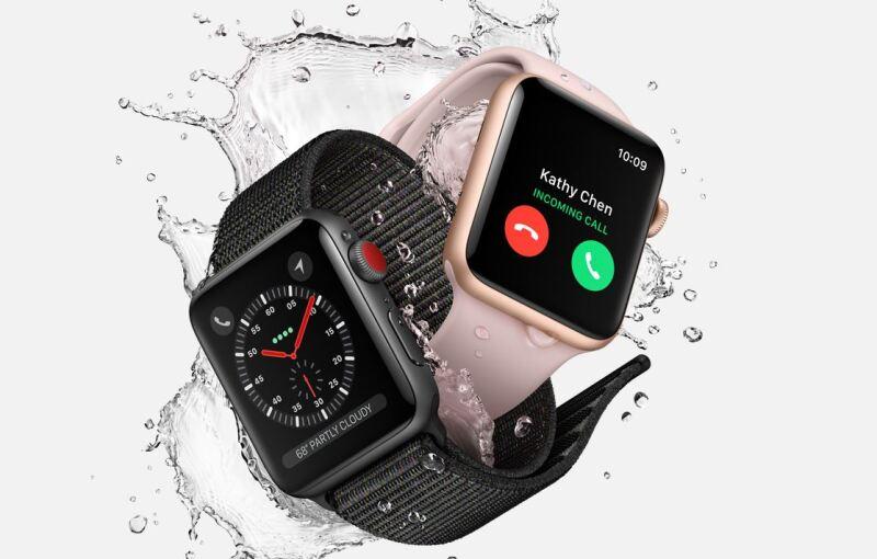 787c8d16c8fe El nuevo Apple Watch tiene problemas de conectividad