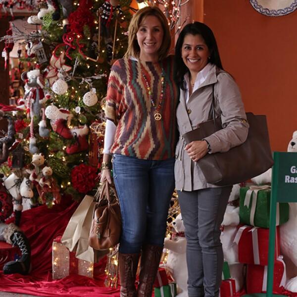 Cecilia Junco y Jessica Kessen