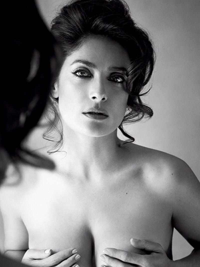 La guapa actriz está en su mejor momento y la prueba de ello es la nueva portada de Allure Magazine, en donde luce más sexy y bella que nunca.