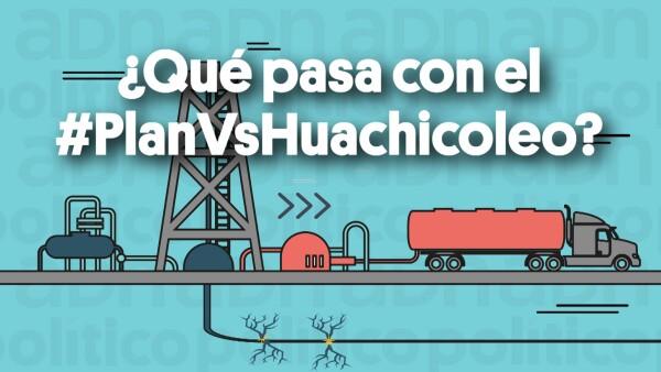 ¿Qué pasa con el #PlanVsHuachicoleo?