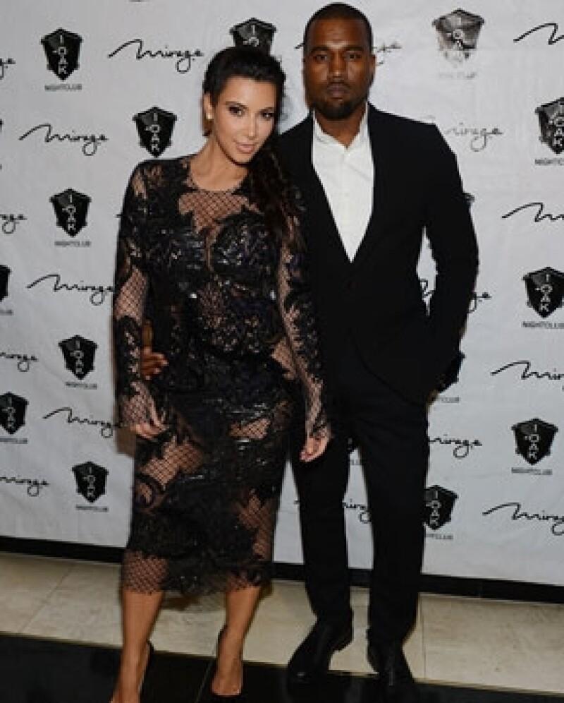 """Según informó el sitio TMZ, tanto la estrella de televisión como su pareja Kanye West han decidido que su futuro hijo no forme parte del programa """"Keeping up with the Kardashians""""."""