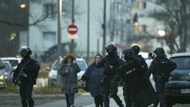 Francia protestas chalecos amarillos atentado