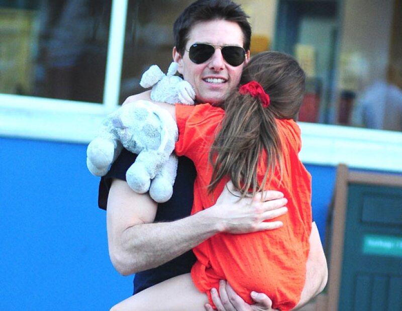 El actor declaró, por primera vez después de su dicorcio de Katie Holmes, que tiene muchas `especiales´planeadas para festejar con sus hijos, incluida Suri.