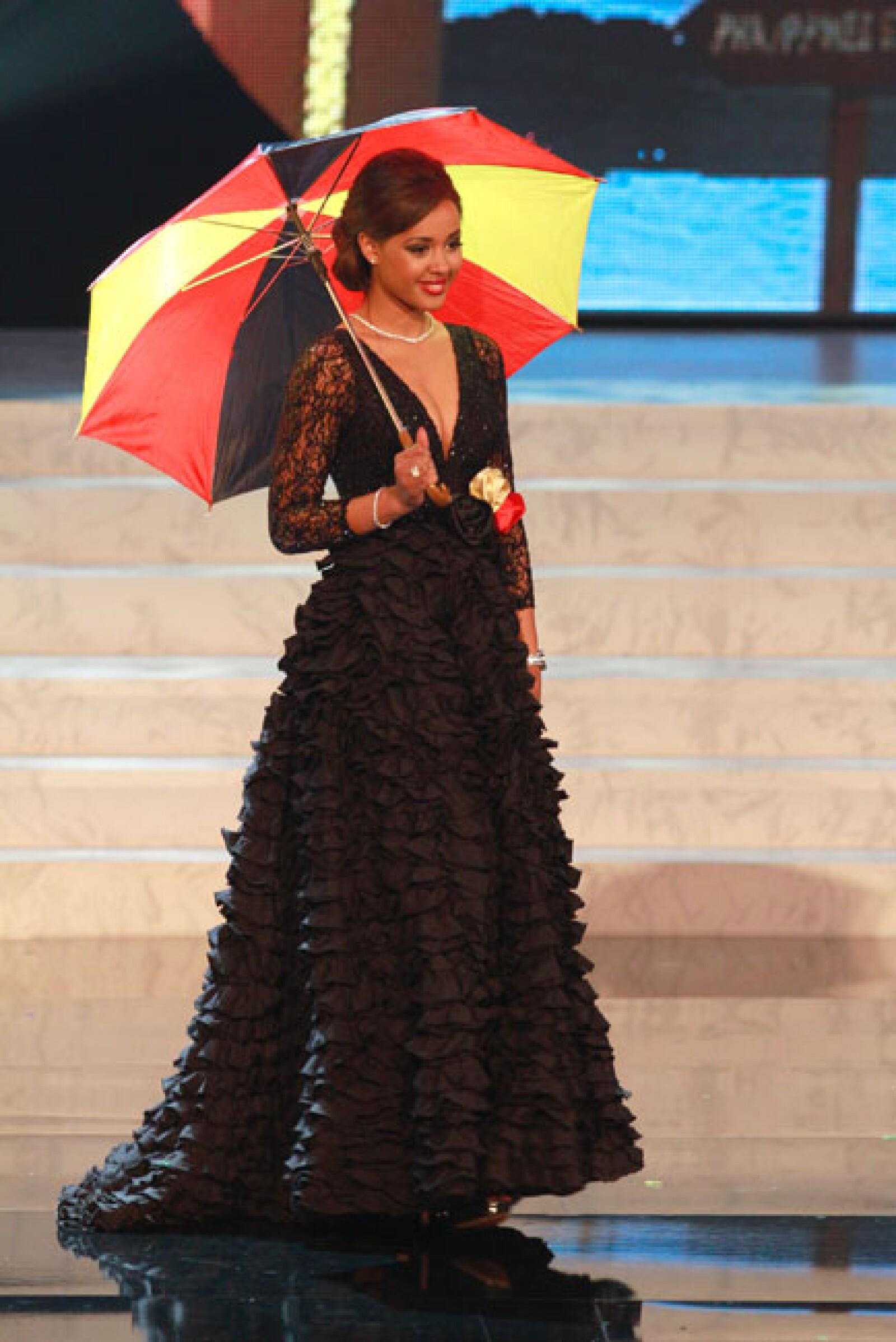 Miss Belgica, Laura Beyne.