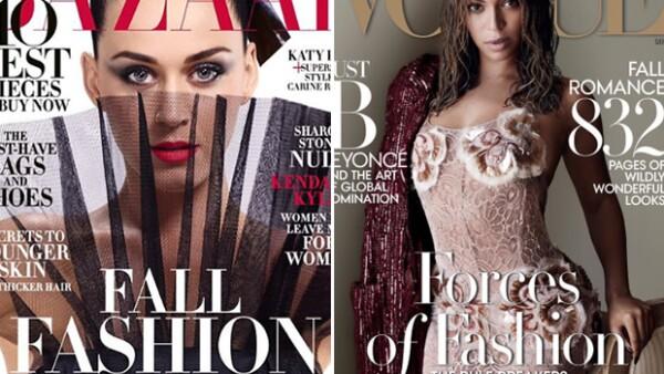 Vogue US reveló la portada de la cantante vestida de Marc Jacobs. Además, Madonna elige a Prada, Gucci y Moschino para su tour Rebel Heart. Descubre qué pasó esta semana en la moda.