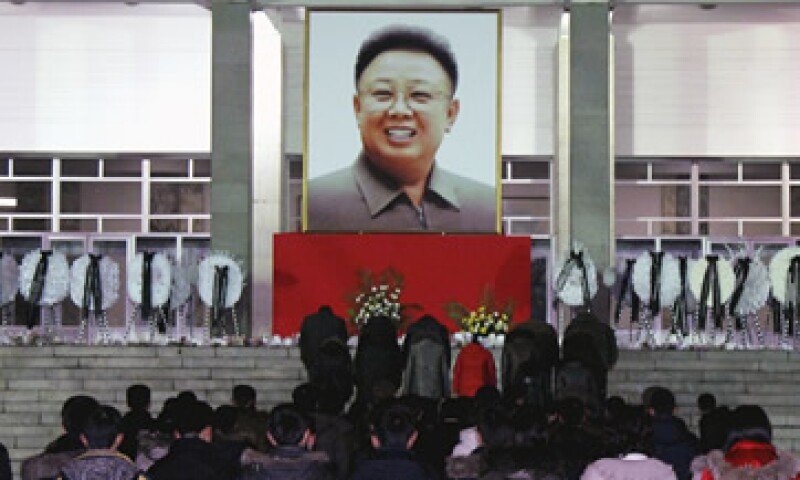 La muerte del líder norcoreano Kim Jong il pasó desapercibida para los mercados mundiales.  (Foto: Reuters)