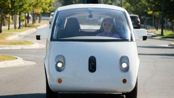 Waymo auto aut�nomo
