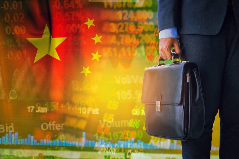 china mercados