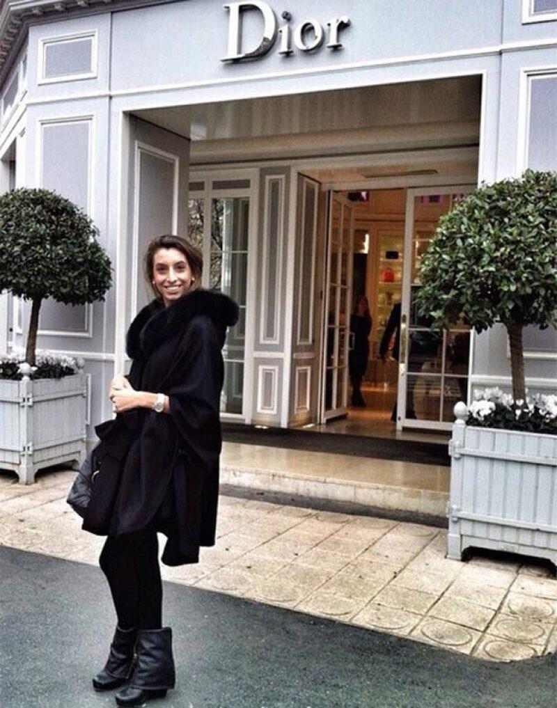 A tan sólo tres años de haber creado Camila Pietrini Couture, esta joven amante de la moda ha podido colocarse como una de los nuevos talentos en diseño más populares del momento.