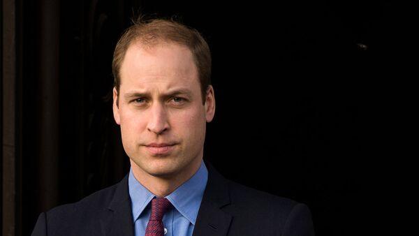 Príncipe William.