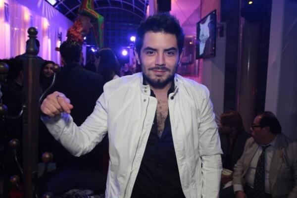 José Eduardo Derbez es el más chico de los hijos de Eugenio.