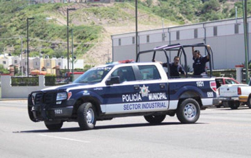 Seguridad (Foto: Enrique Ibarra)