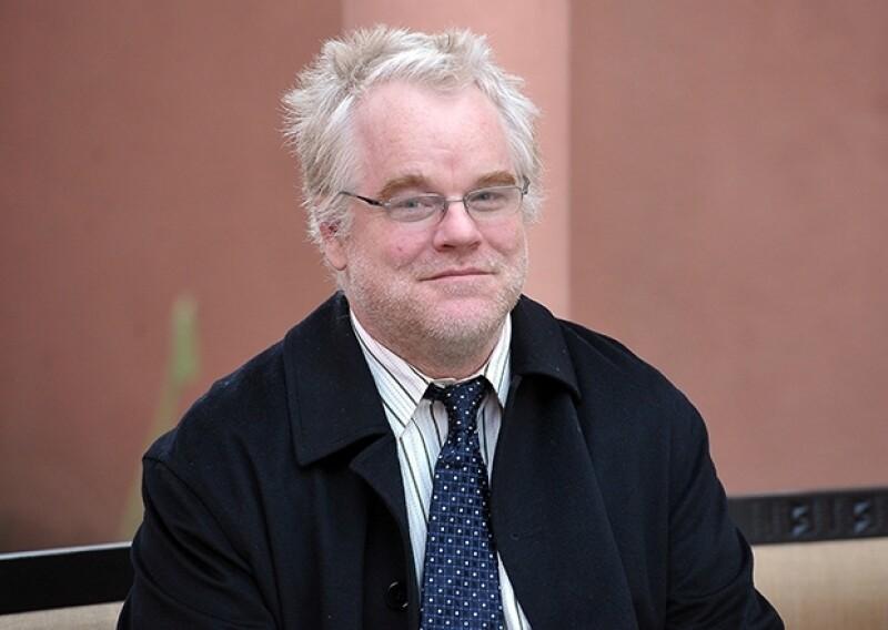 """Philip Seymour estaba contemplado para participar en las siguientes cintas de """"The hunger games""""."""