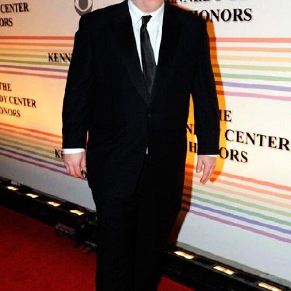 Philip Seymour Hoffman fue uno de los alrededor de 300 invitados a la fiesta.