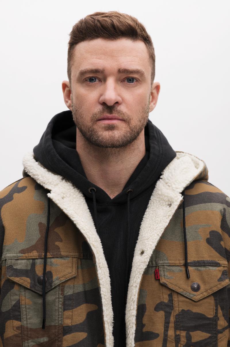 Justin Timberlake y Levi's