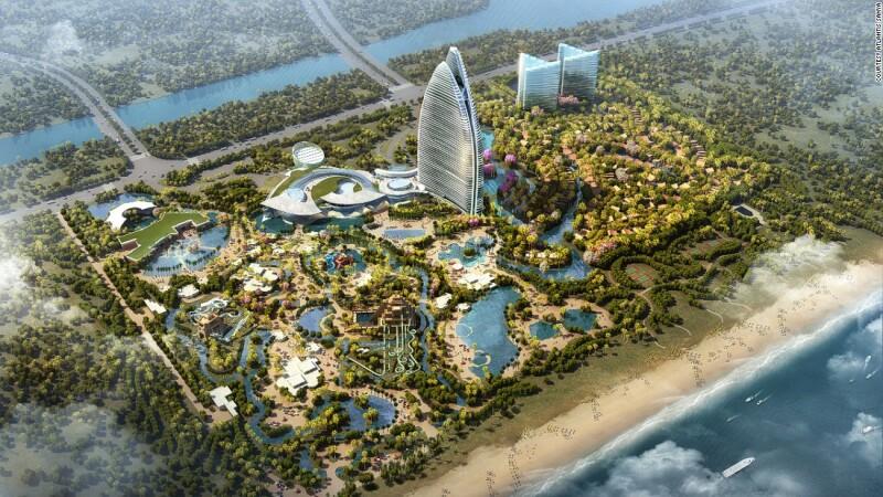 Atlantis Resort Sanya (Sanya, China)