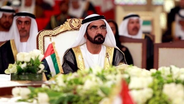 Emir Mohammed bin Rashid al-Maktoum