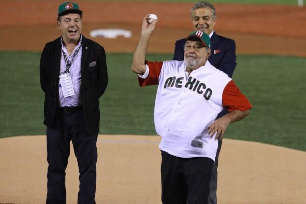 Partido béisbol Carlos Slim