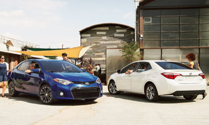 Cada 40 segundos se vende un nuevo Corolla, según Toyota. (Foto: Tomada de toyota.com)