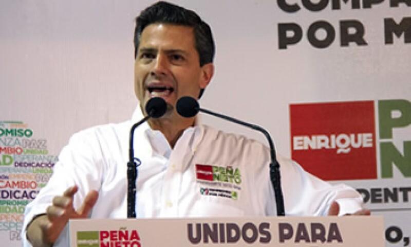 No es la primera vez que se relaciona a Enrique Peña Nieto con los portales de citas fuera del matrimonio. (Foto tomada de enriquepenanieto.com)