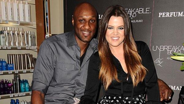La estrella de televisión ha decidido sacar a su esposo del hospital ahora que éste se encuentra casi recuperado.