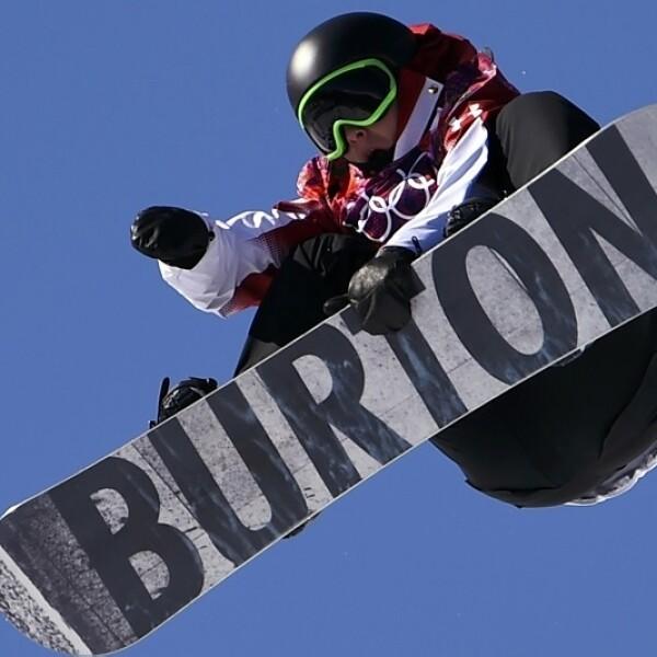 Las acrobacias del slopestyle sorprenden como la del canadiense Mark McMorris