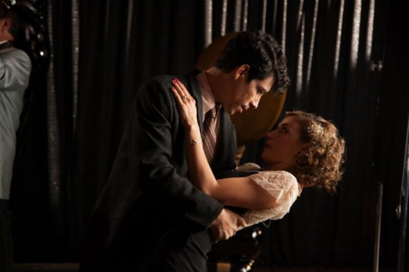 Ilse Salas interpreta a Valentina Ivanona, esposa de Cantinflas.