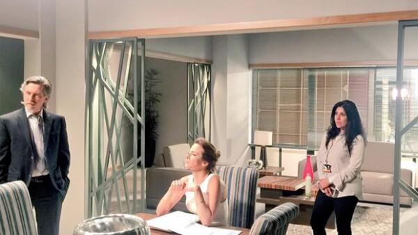 La actriz ha sido confirmada para protagonizar La Candidata, próxima producción de Televisa.