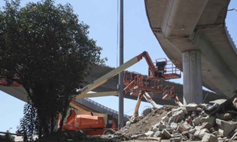 La constructora ha sufrido la desaceleración del sector en México. (Foto: Cuartoscuro)