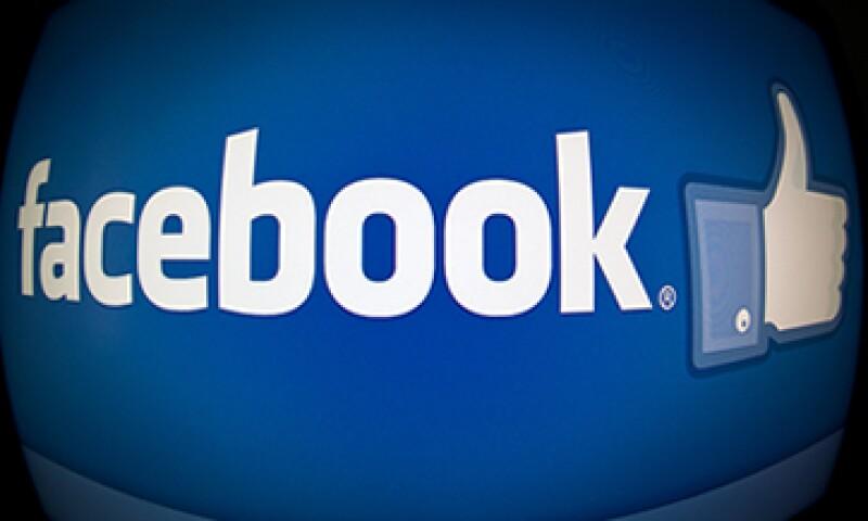 Facebook obtuvo 791 millones de dólares en ganancias netas este trimestre. (Foto: AFP)