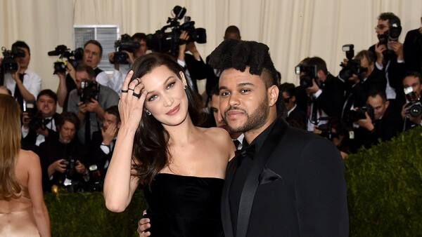 The Weeknd y Bella Hadid