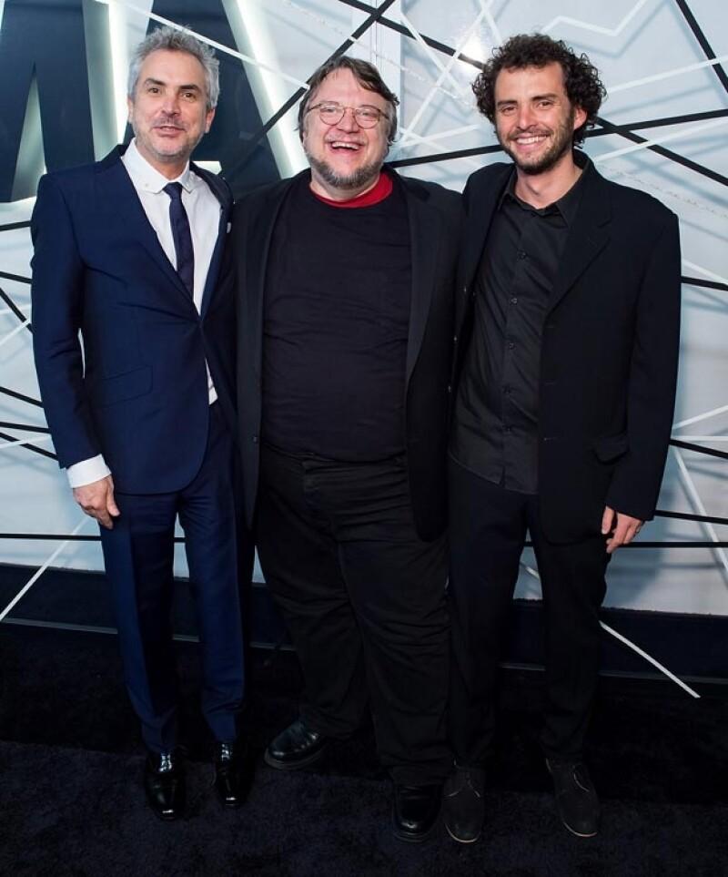 Guillermo del Toro y Jonas Cuarón respaldaron a Cuarón.