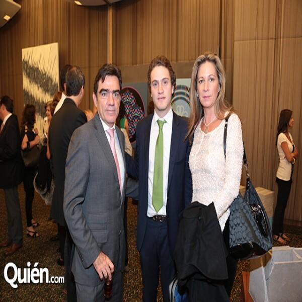 Jorge Ahumada,Fernando Ahumada,Renata Petricioli