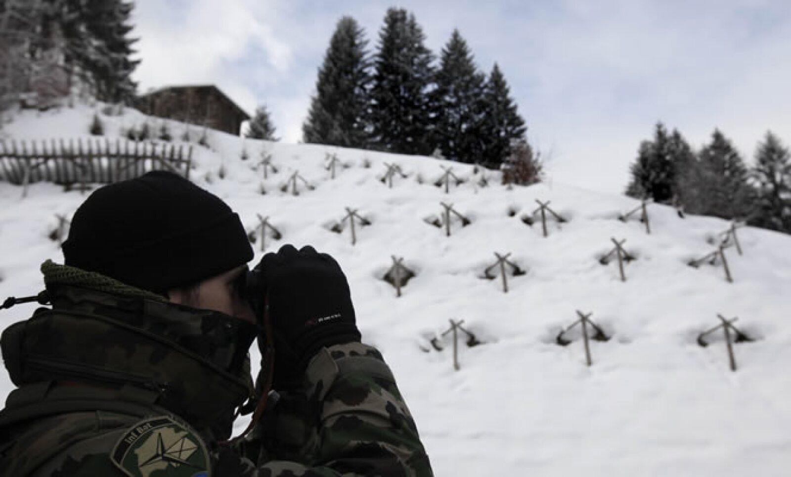 5,000 soldados son parte del personal que vigila los espacios donde se tienen programadas las actividades del foro.