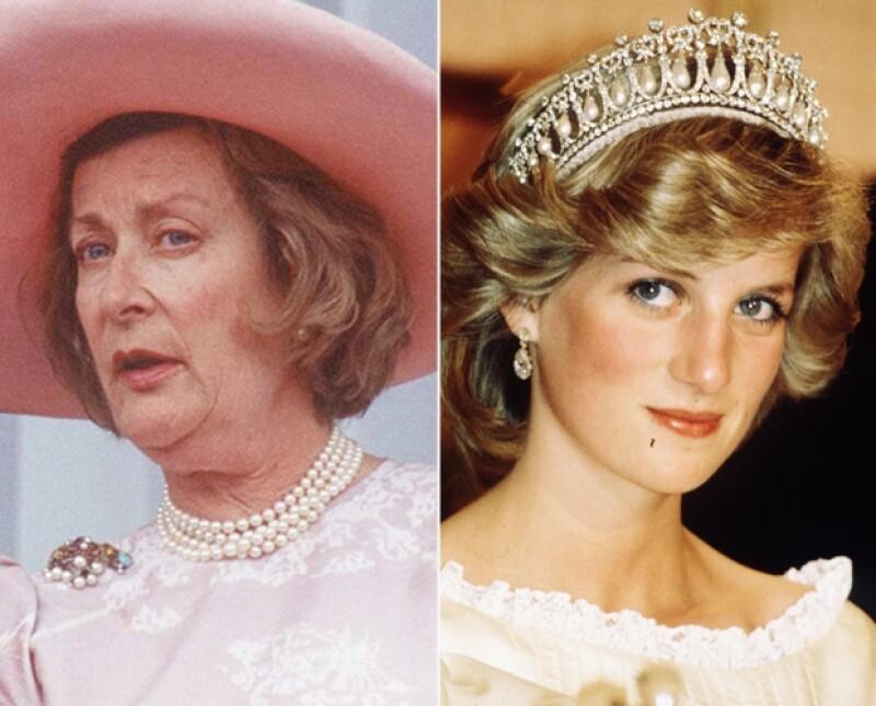 Al parecer Lady Pamela Hicks tiene mucho que decir de la princesa Diana, pues dio su opinión sobre la princesa de Gales a la revista `Vanity Fair´.