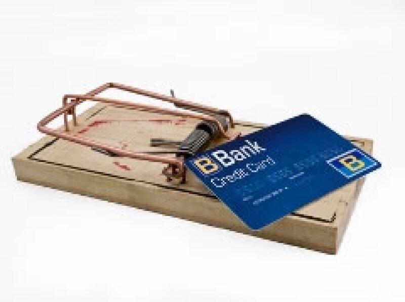 La morosidad en tarjeta de crédito crece a un mayor ritmo. (Foto: Dreamstime)