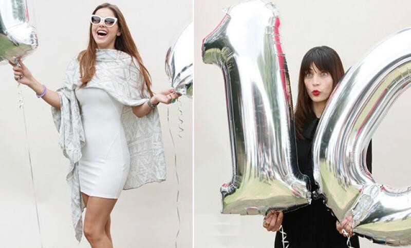 Michelle Renaud e Ilse Salas se divirtieron en el #InStyleDay