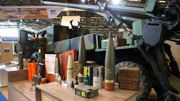 Las importaciones de armamento de los países de Asia-Pacífico crecieron 71% entre 2009 y 2016.